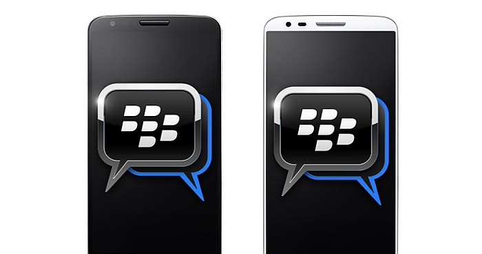 Download Blackberry Messenger for LG