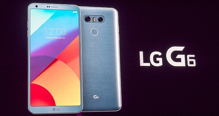 LG Plan to Flog G6 Smartphone Using Telstra