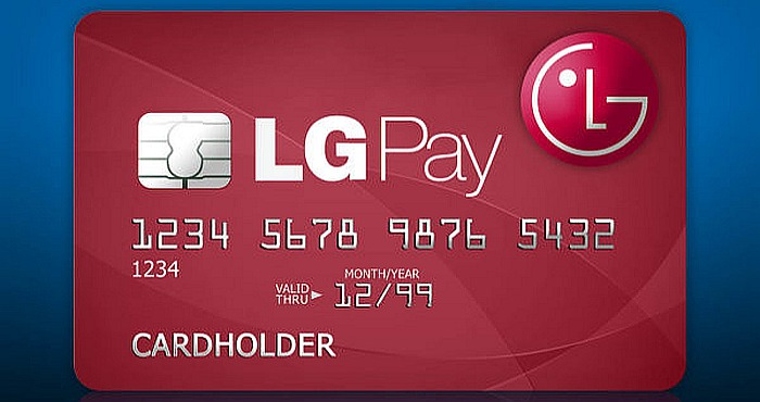 LG Pay for budget LG phones