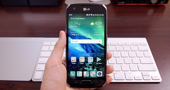 LG X Venture, LG G5 or LG X Mach